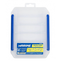 Estojo Marine Sports Tackle Box 5 Divisórias