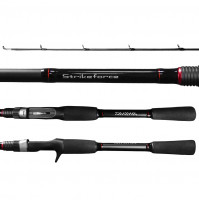 Vara Daiwa Strikeforce 5'6(1,68m) 8-17lbs Carretilha 2 partes