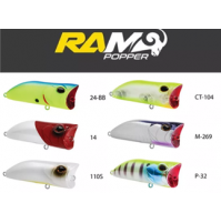 Isca Artificial Marine Sports Ram Popper 60