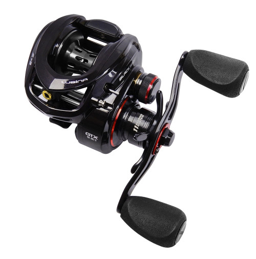 Carretilha Marine Sports Lubina Black Widow GTX