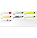 Isca Artificial Marine Sports Snake 115