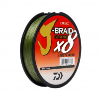 Linha Daiwa J-Braid Grand X8 135m Darkgreen