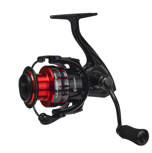 Molinete Marine Sports Lubina Black Widow 5000
