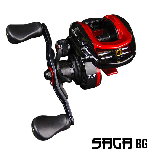 Carretilha Marine Sports Saga Big Game