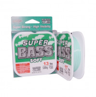 Linha Marine Sports Super Bass Soft 250m Verde