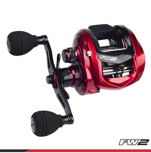Carretilha Marine Sports Titan Big Game FW2