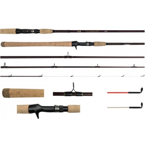 Vara Lumis Ultimate Cast 8'0(2,40m) 6-17lbs 2 partes