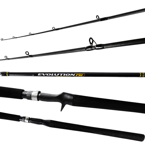 Vara Marine Sports Evolution G3 6'0(1,83m) 20-40lbs Carretilha Inteira